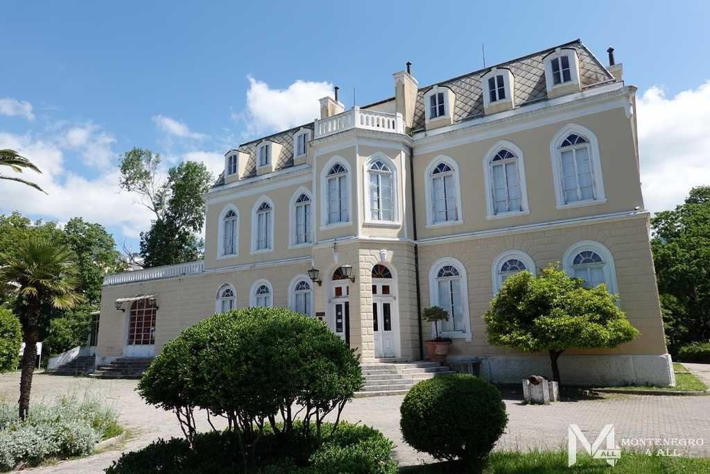 Дворец короля Николы