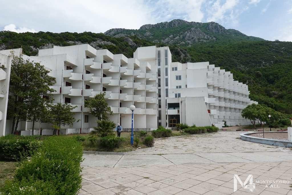 Гостиничный комплекс Бисерна Обала