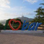 город Бар Черногория