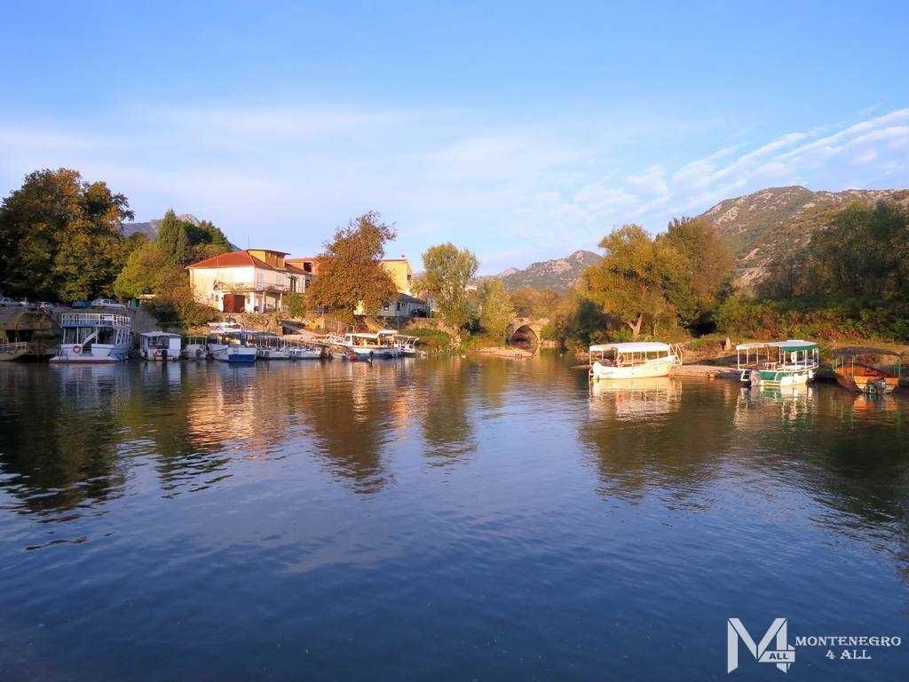 Из Вирпазара на Скадарское озеро