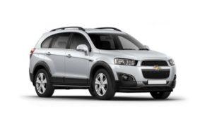 Внедорожник Chevrolet Captiva или подобный