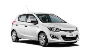 Экономичный Hyundai i20 или подобный