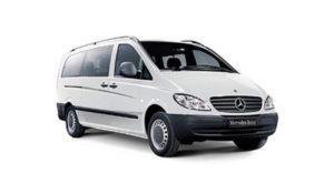 Минивэн Mercedes-Vito или подобный