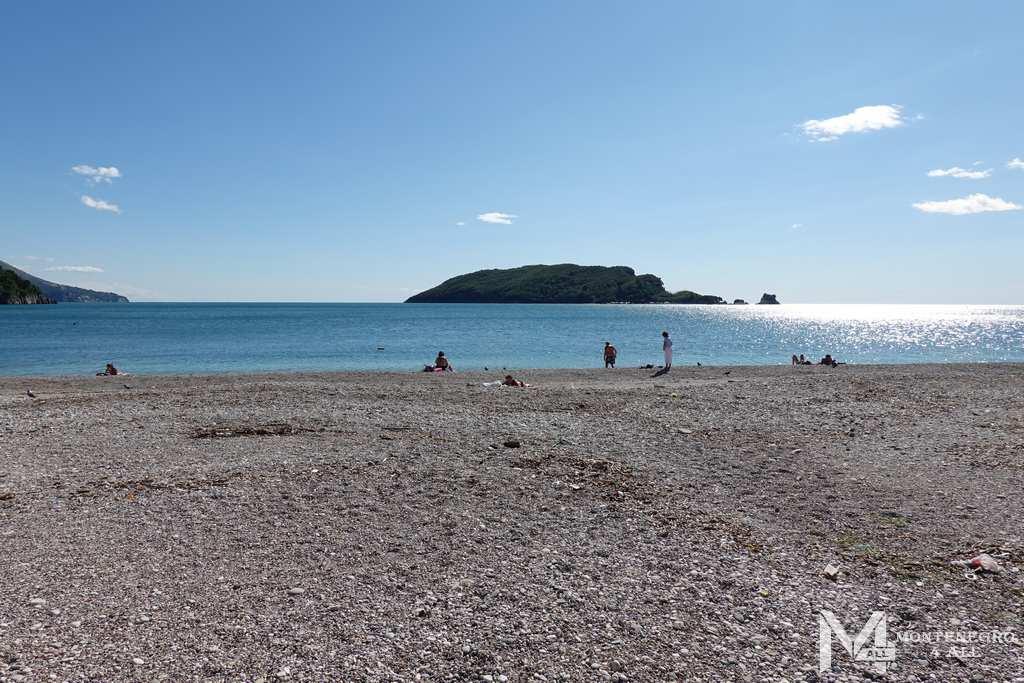 Словенский пляж