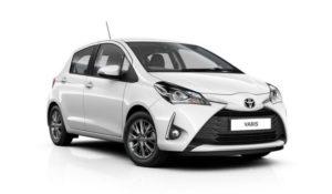Стандартный Toyota Yaris или подобная