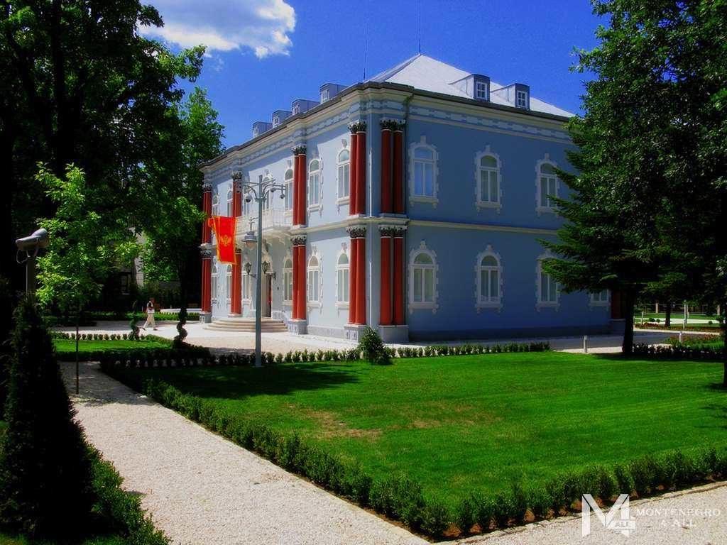 Дворец Джукановича