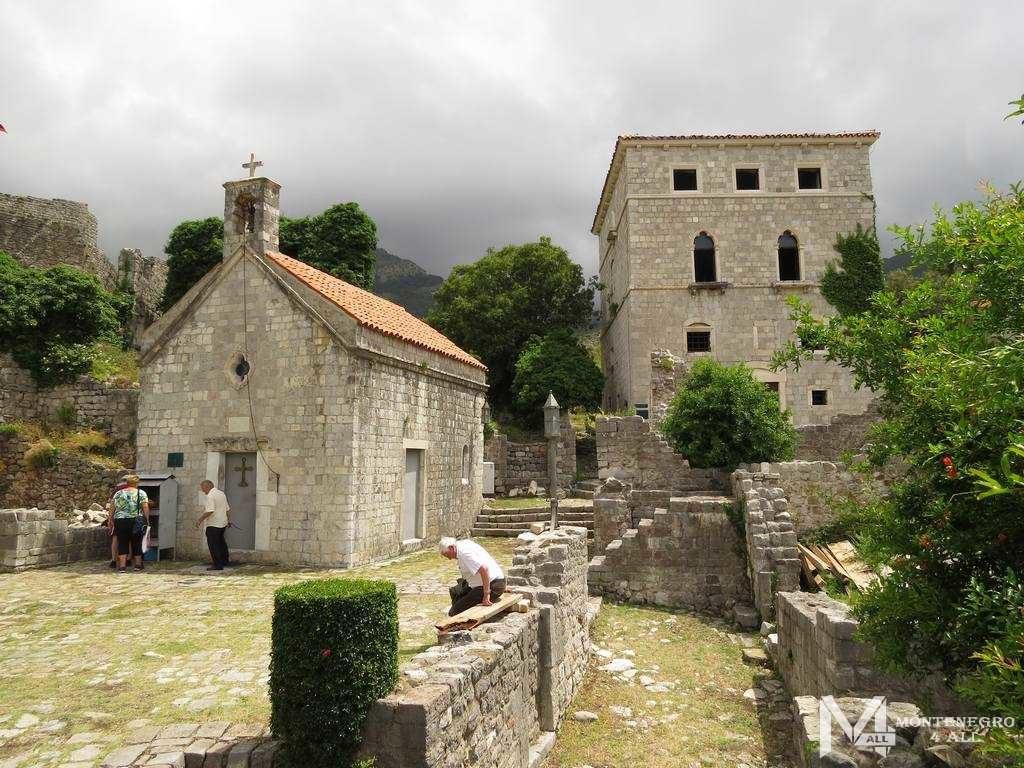 Церковь Святой Катарины