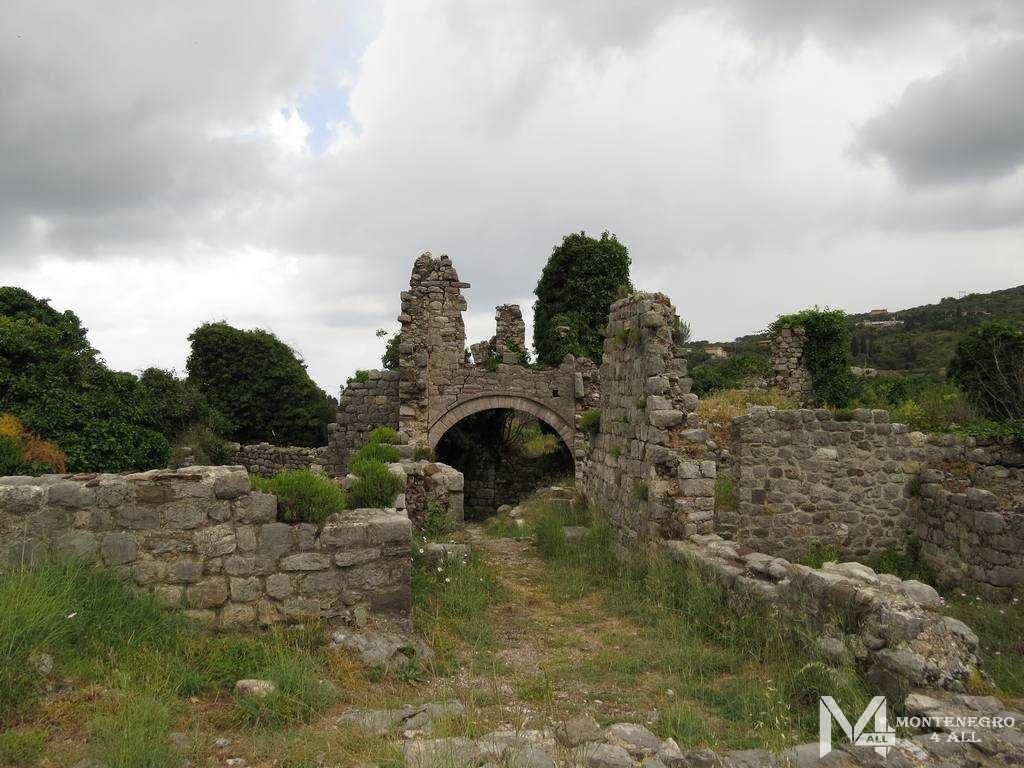 Старый город Бар