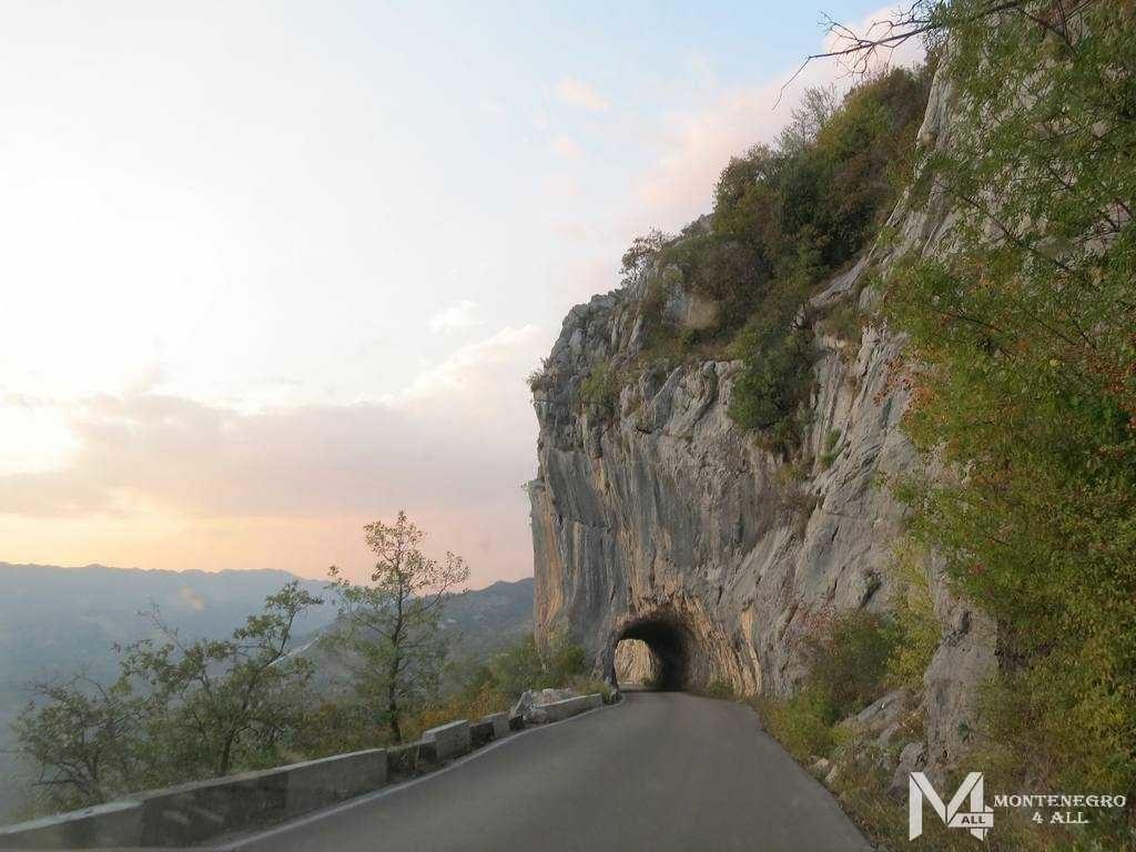 По дороге в Богетичи