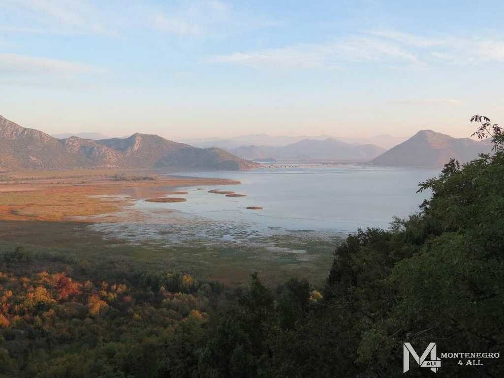 Национальный парк Скадарское озеро