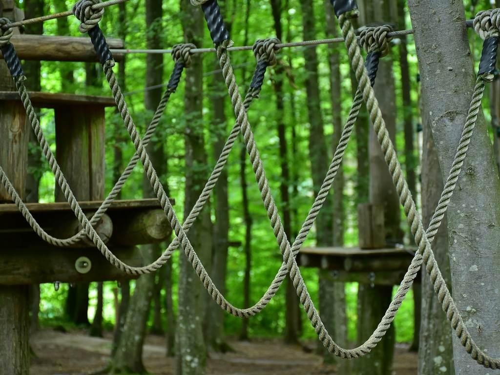 Парк приключений Vrbanj бесплатно