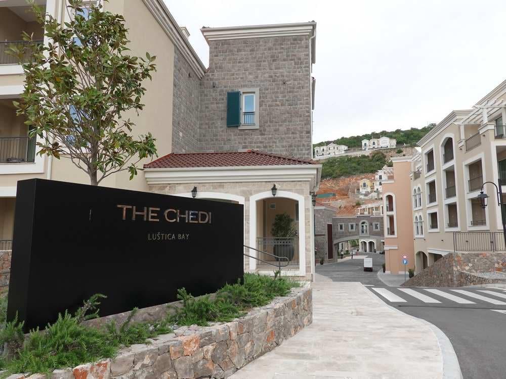 Отель Chedi Lustica Bay удостоен наград