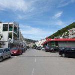 Платные парковки в Улцине