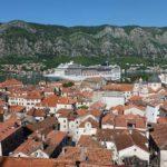 Рост туризма в Черногорию