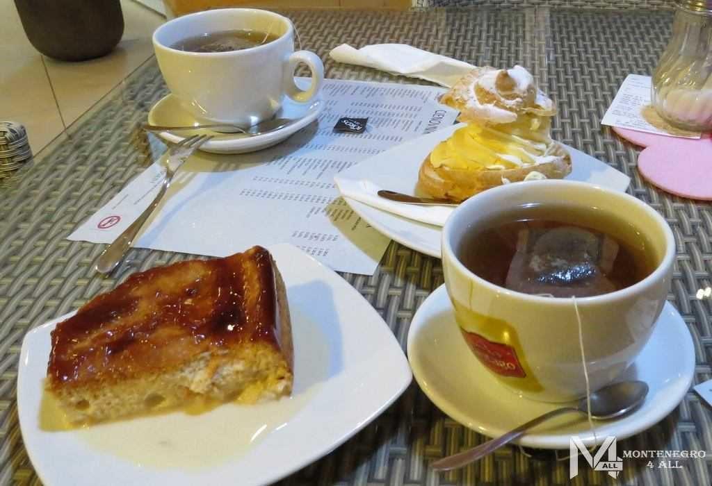 Черногорский десерт
