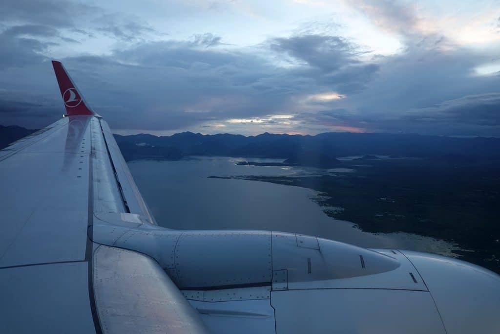 Рост воздушного сообщения Черногории