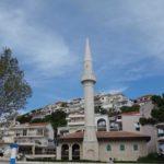 Новая дорога из Улциня в Албанию