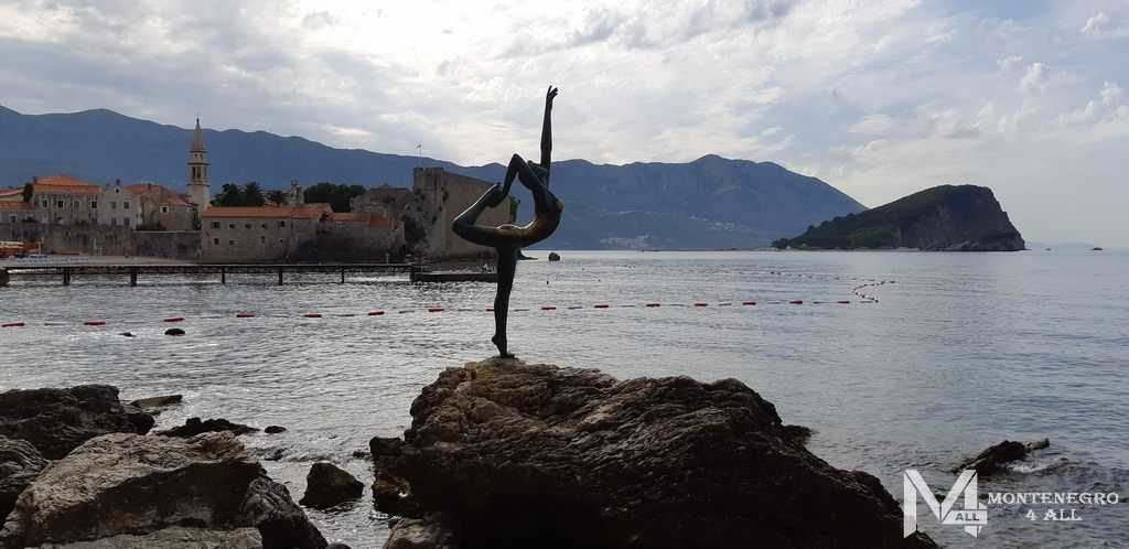 Будванская балерина