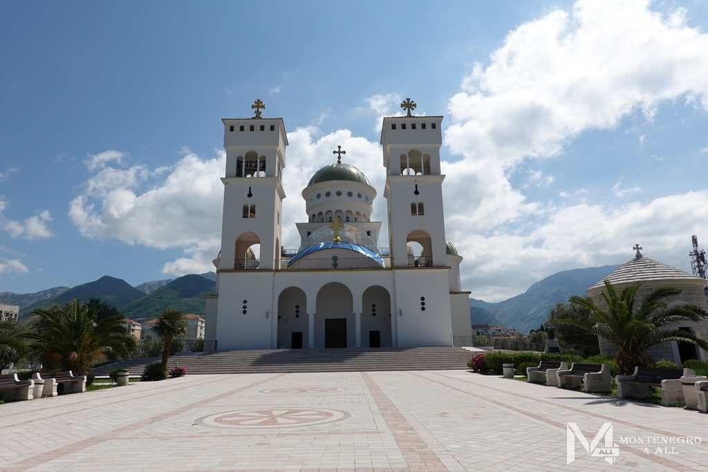 Храм в городе Бар