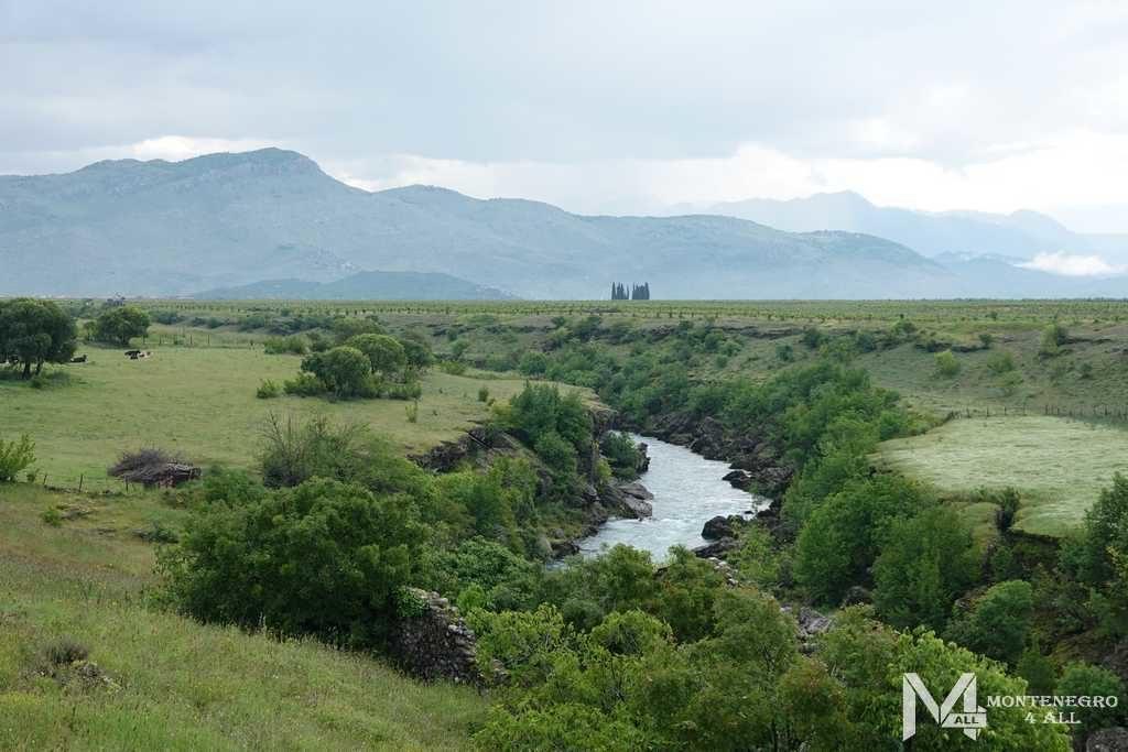 Каньон реки Циевны
