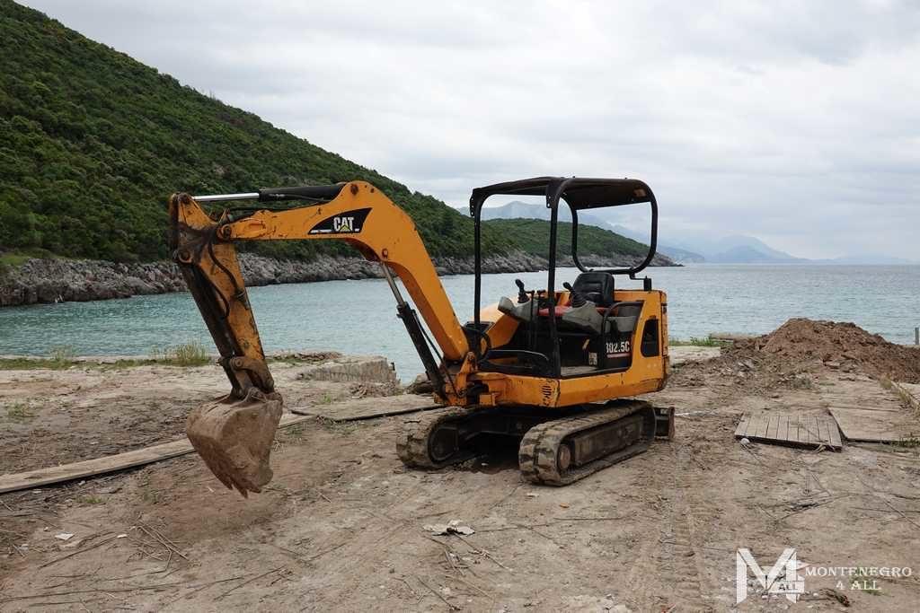 Реконструкция пляжа