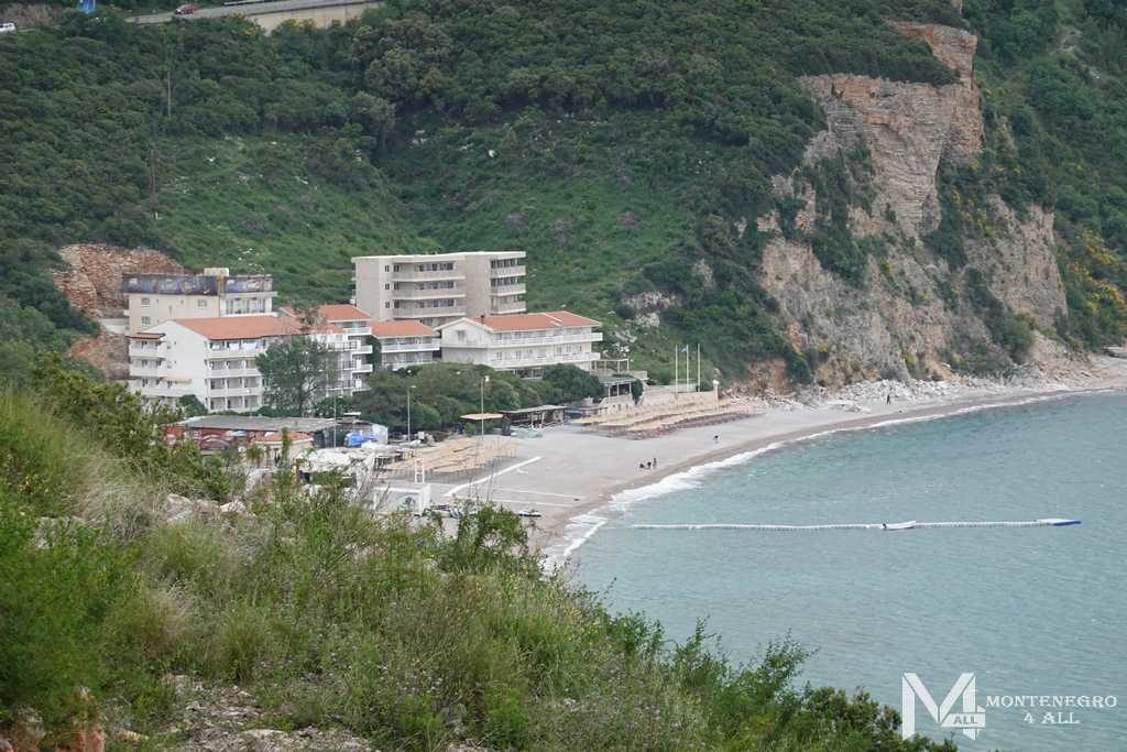 Пляж Яз