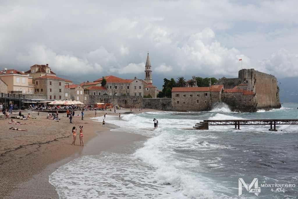 Места для отдыха в Черногории в 2021 году