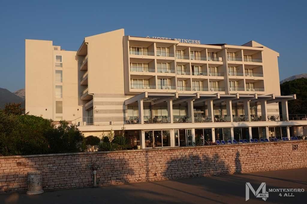 Отель Princess Beach & Conference Resort