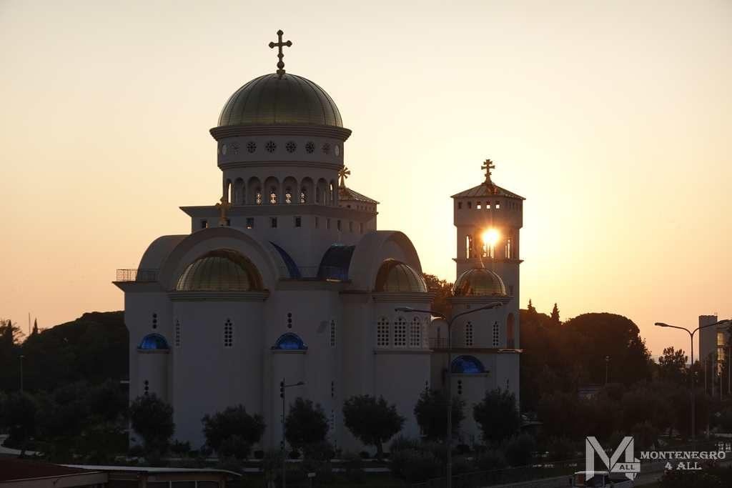 Православный храм Святого Иоанна