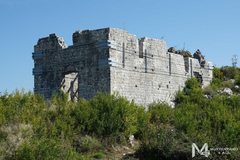 Древний город Шас