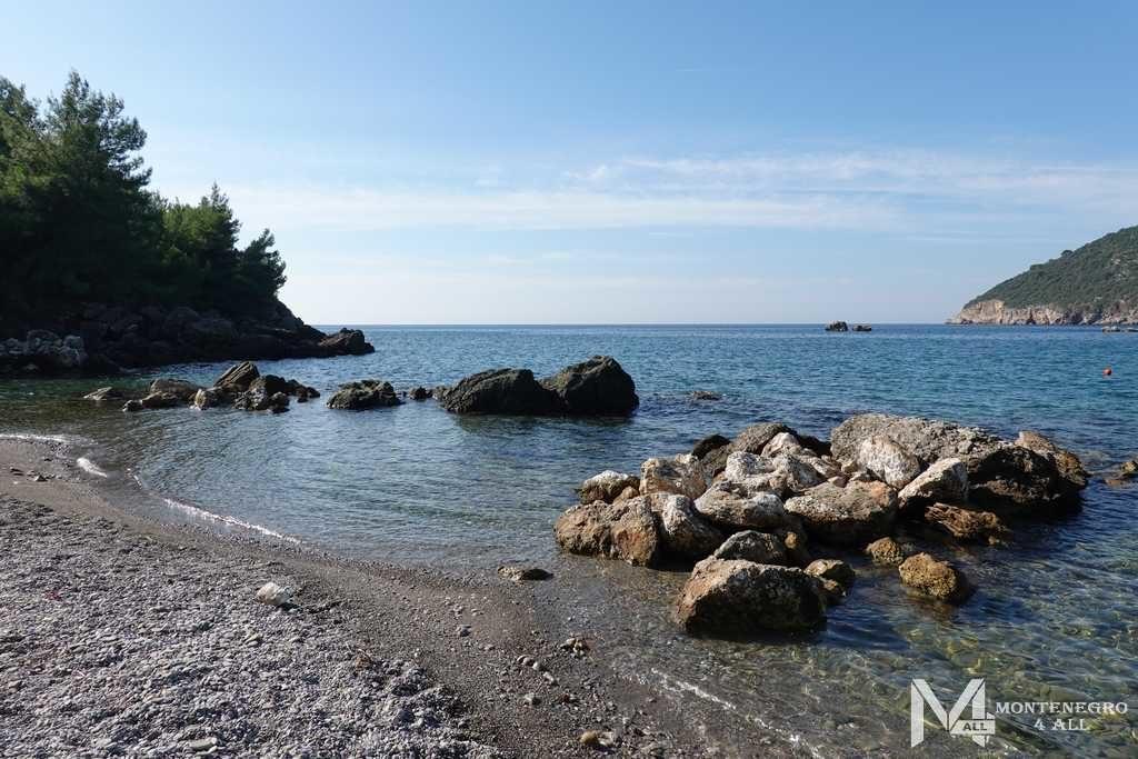 Малый пляж Малевик