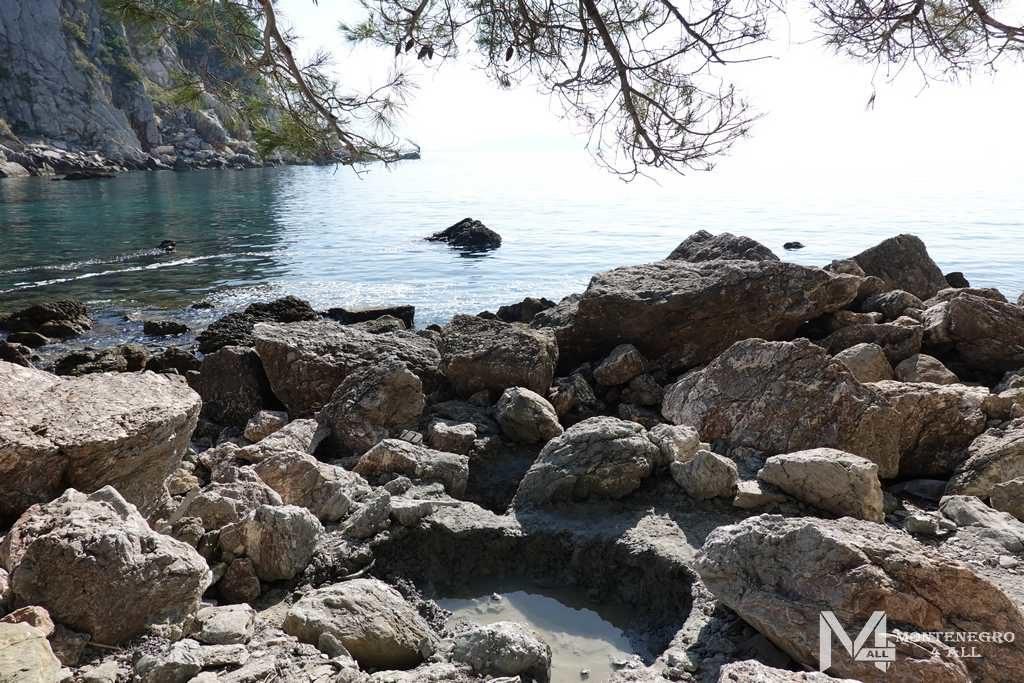 Грязевые ванны пляжа Штрбина