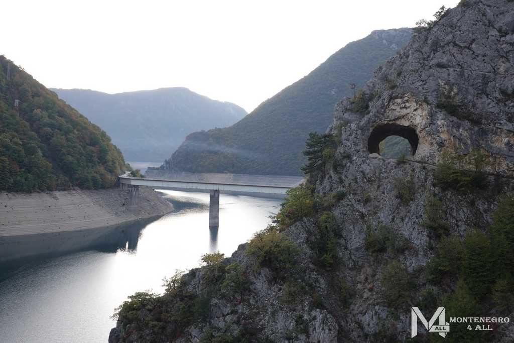 На машине в Черногорию