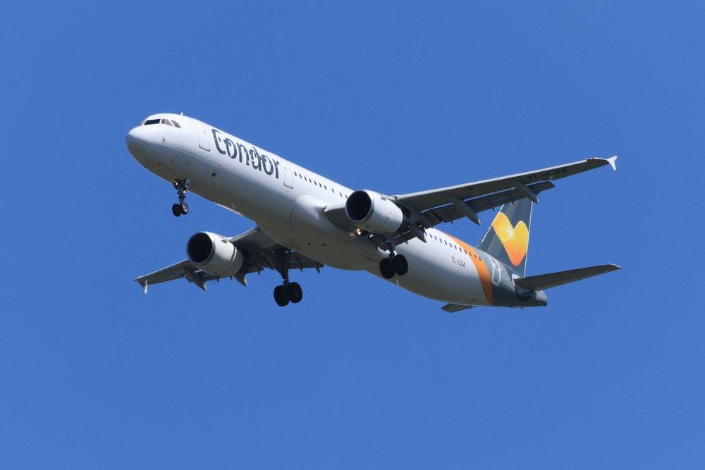 Рейс Франкфурт - Тиват в 2020 году