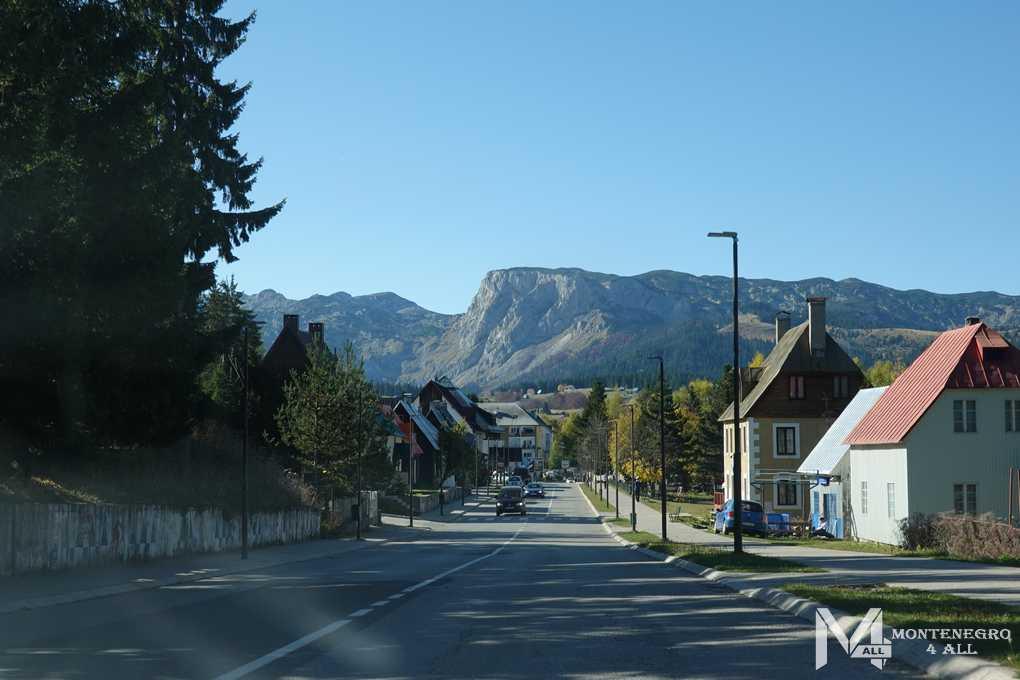 Города Черногории - Жабляк