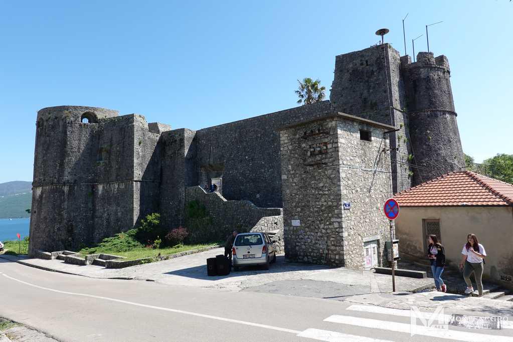 Крепость Канли Кула в Херцег-Нови