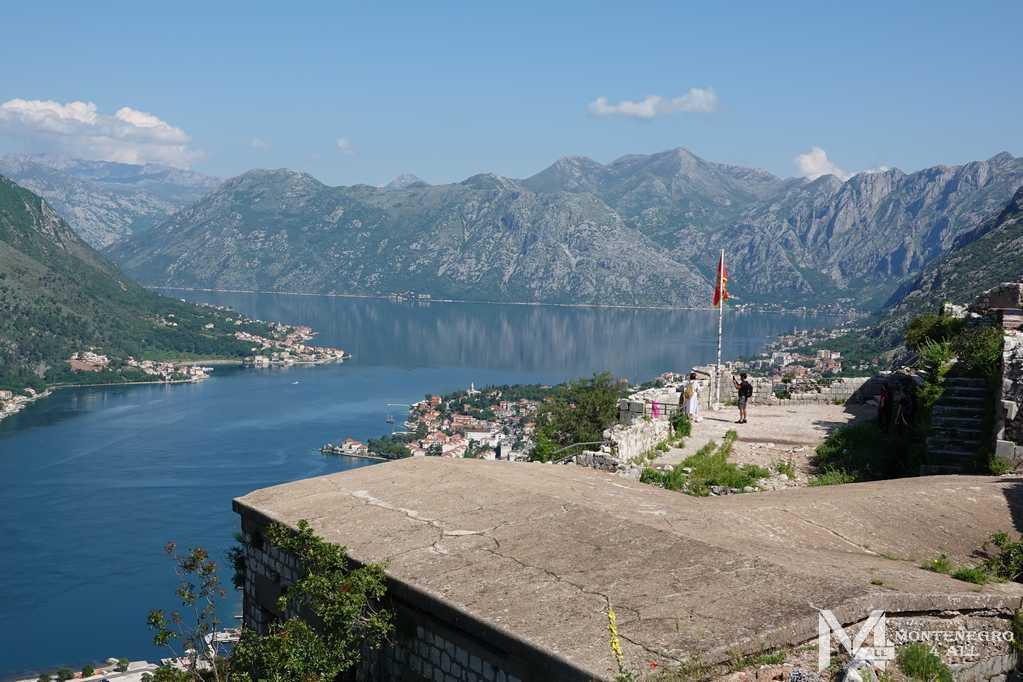 Крепости Черногории