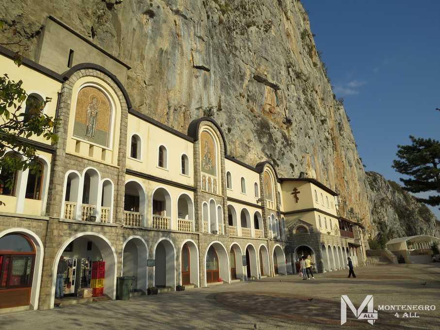 Достопримечательности Черногории: Монастырь Острог
