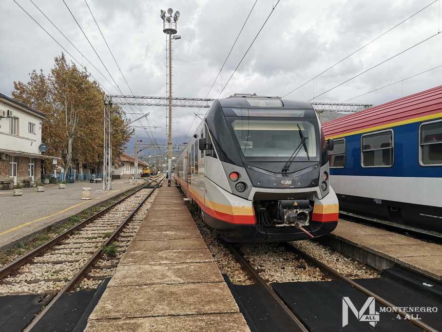 Черногорские электрички