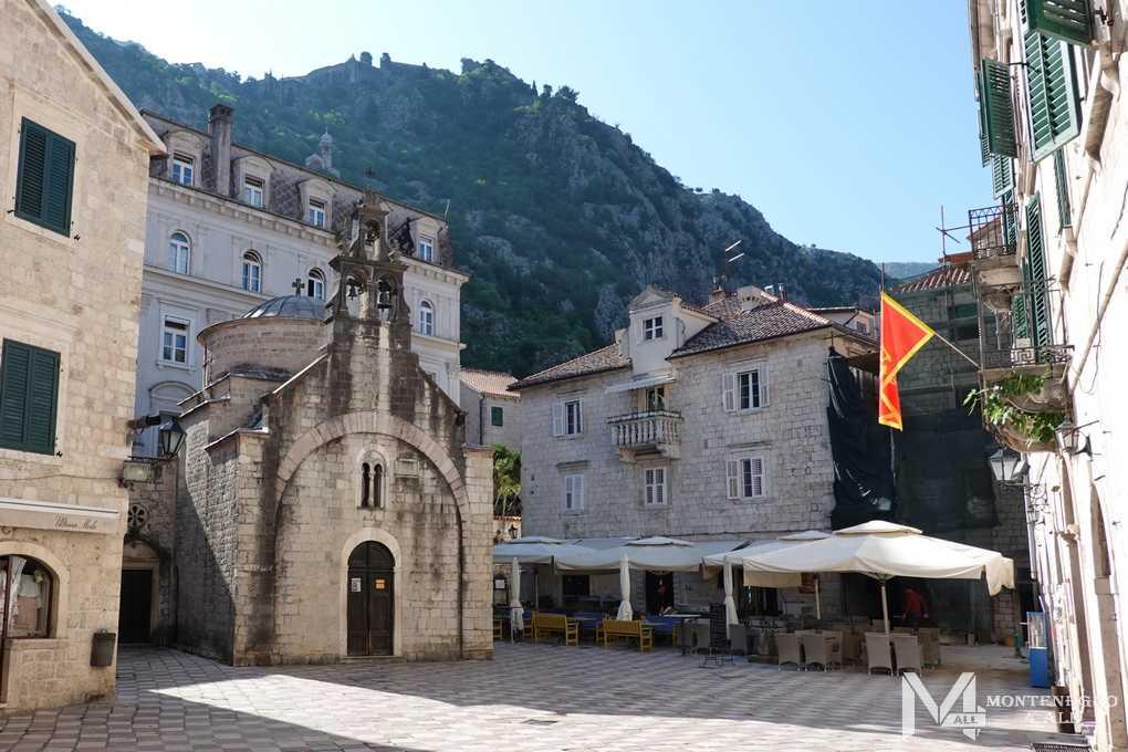 Достопримечательности Черногории: Старые города