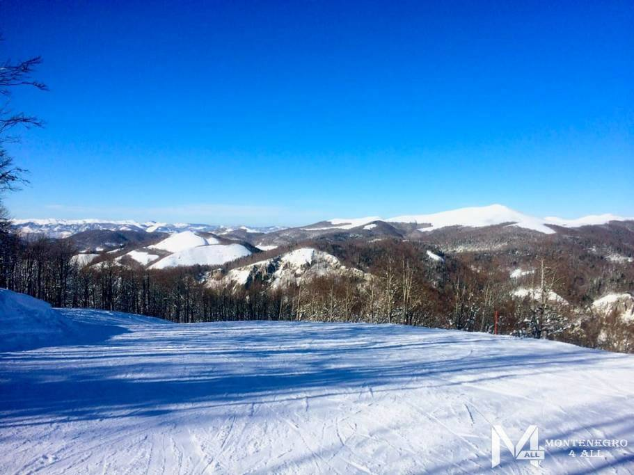 Зимний отдых в Черногории