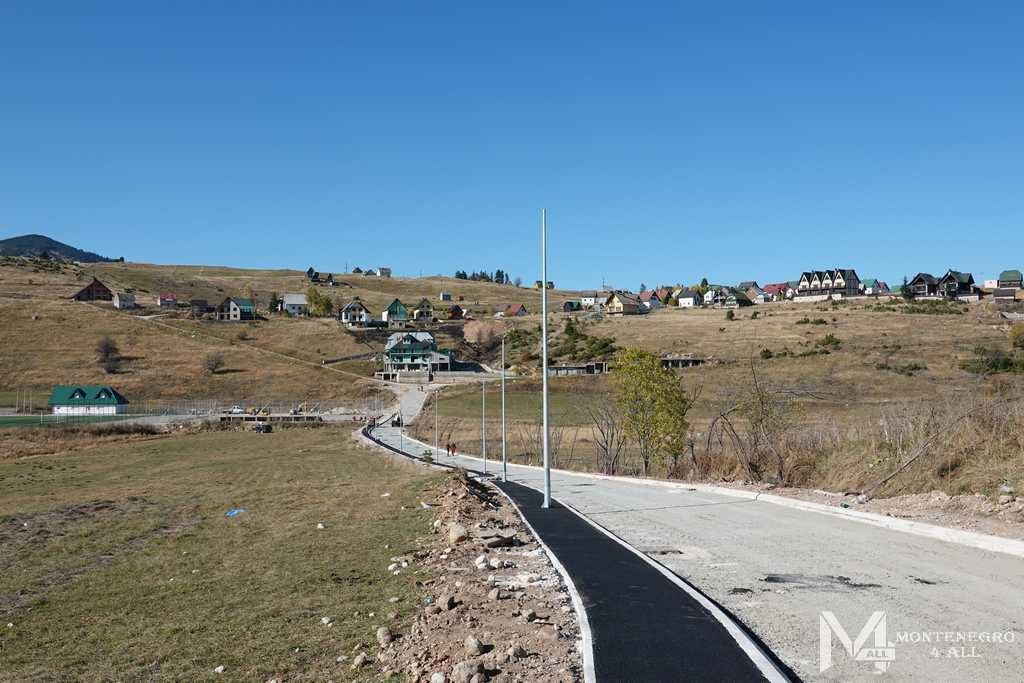 Строительство новых дорог в Жабляк