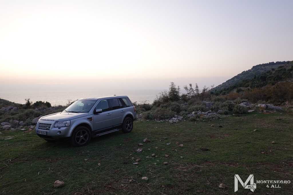 Транспорт Черногории