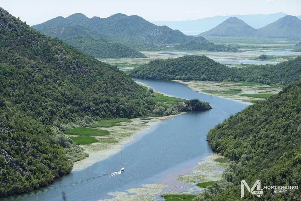 По рекам и озерам Черногории