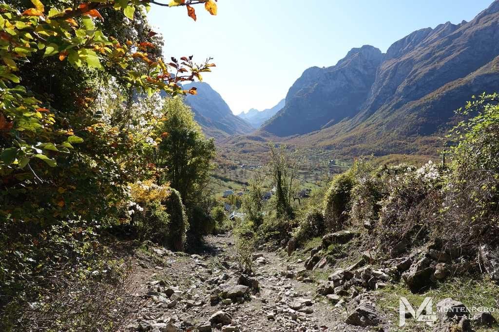 Долина Vusanje