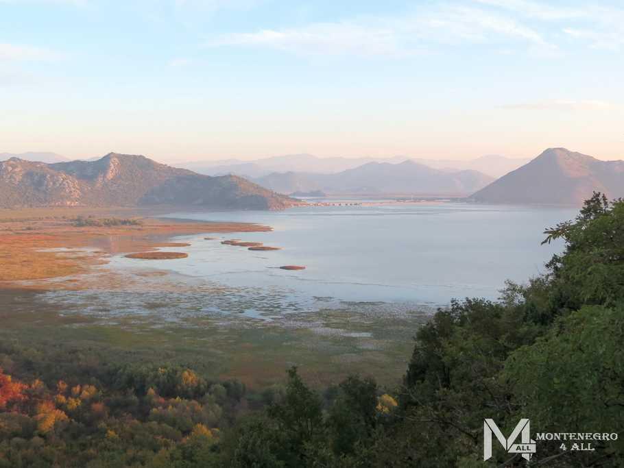 Озера Черногории