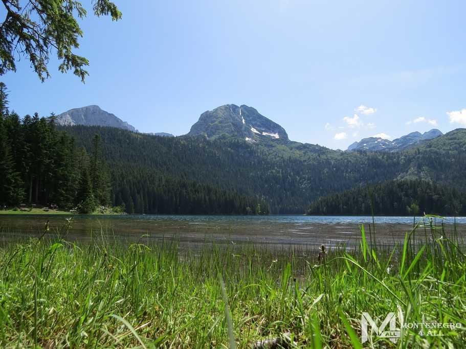 Горные озера Черногории