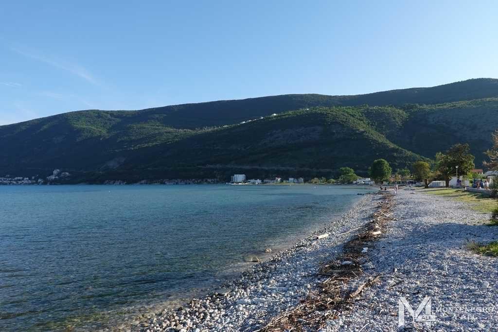 Пляж Игало