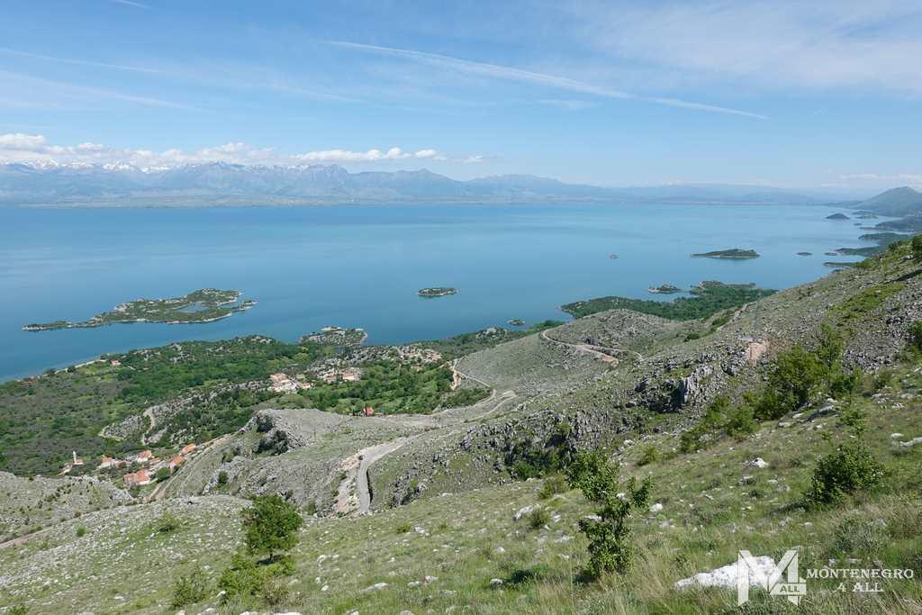 Острова на Скадарском озере
