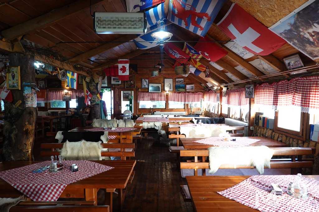 Ресторан в Негуши